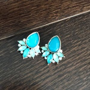 Turquoise sugar fix earrings